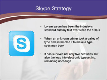 Hourglass timer PowerPoint Template - Slide 8