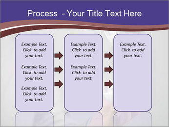 Hourglass timer PowerPoint Templates - Slide 86