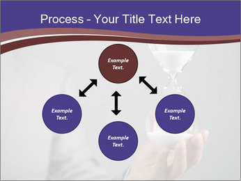 Hourglass timer PowerPoint Templates - Slide 91