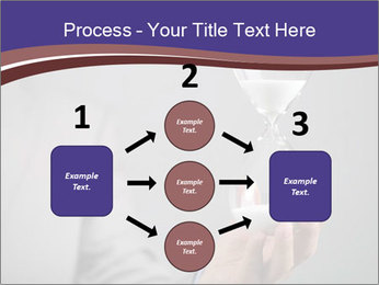 Hourglass timer PowerPoint Templates - Slide 92