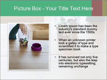 Woman's hand PowerPoint Templates - Slide 13