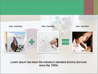 Woman's hand PowerPoint Templates - Slide 22