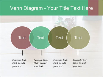 Woman's hand PowerPoint Template - Slide 32