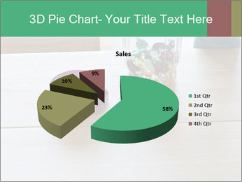 Woman's hand PowerPoint Templates - Slide 35