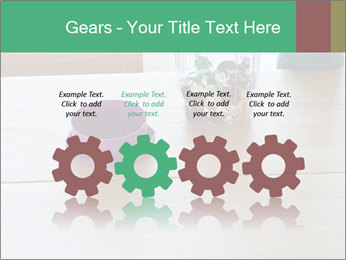 Woman's hand PowerPoint Templates - Slide 48