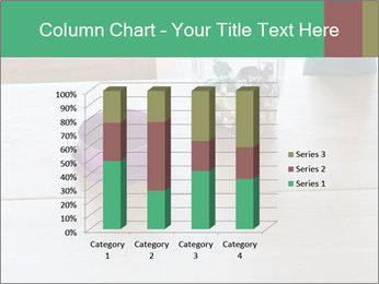 Woman's hand PowerPoint Templates - Slide 50