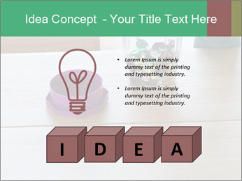 Woman's hand PowerPoint Templates - Slide 80