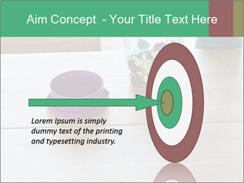 Woman's hand PowerPoint Template - Slide 83