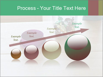 Woman's hand PowerPoint Templates - Slide 87