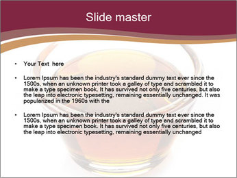 Maple syrup PowerPoint Template - Slide 2