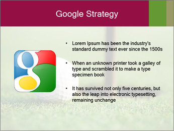 Golf ball PowerPoint Templates - Slide 10