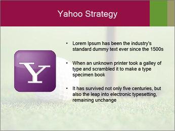 Golf ball PowerPoint Templates - Slide 11