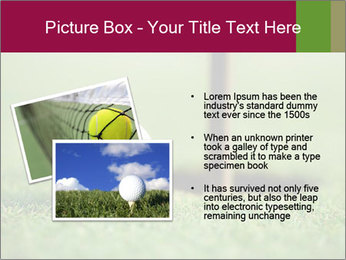 Golf ball PowerPoint Templates - Slide 20