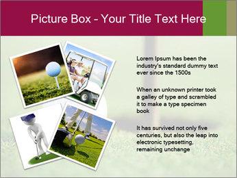 Golf ball PowerPoint Templates - Slide 23