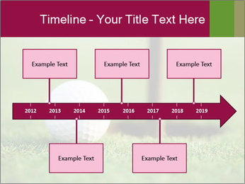 Golf ball PowerPoint Templates - Slide 28