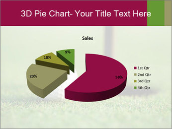 Golf ball PowerPoint Templates - Slide 35
