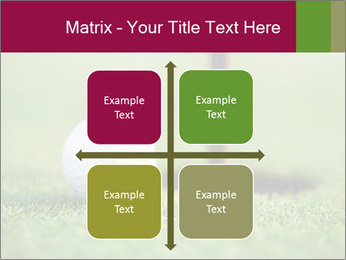 Golf ball PowerPoint Templates - Slide 37