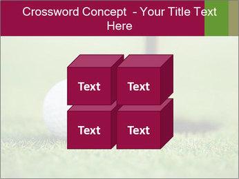 Golf ball PowerPoint Templates - Slide 39