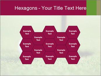 Golf ball PowerPoint Templates - Slide 44