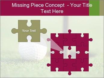 Golf ball PowerPoint Templates - Slide 45