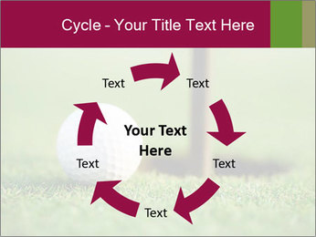 Golf ball PowerPoint Templates - Slide 62