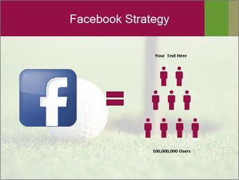 Golf ball PowerPoint Templates - Slide 7