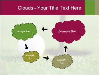 Golf ball PowerPoint Templates - Slide 72