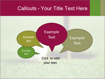 Golf ball PowerPoint Templates - Slide 73