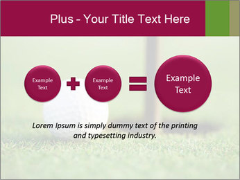 Golf ball PowerPoint Templates - Slide 75