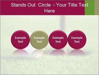 Golf ball PowerPoint Templates - Slide 76