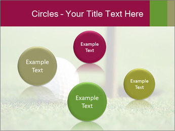 Golf ball PowerPoint Templates - Slide 77