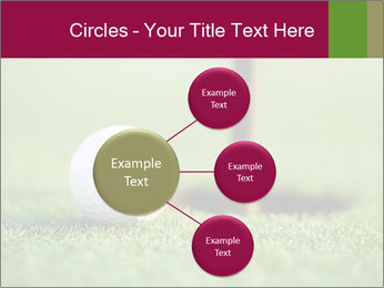 Golf ball PowerPoint Templates - Slide 79