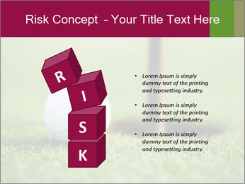 Golf ball PowerPoint Templates - Slide 81