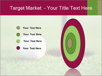 Golf ball PowerPoint Templates - Slide 84