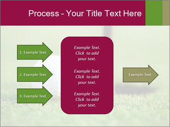 Golf ball PowerPoint Templates - Slide 85
