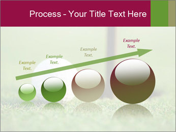Golf ball PowerPoint Templates - Slide 87