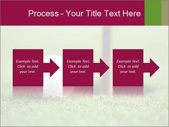 Golf ball PowerPoint Templates - Slide 88