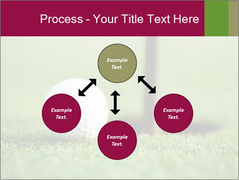 Golf ball PowerPoint Templates - Slide 91