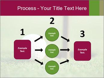 Golf ball PowerPoint Templates - Slide 92