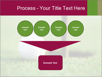Golf ball PowerPoint Templates - Slide 93