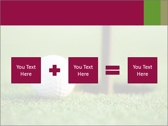 Golf ball PowerPoint Templates - Slide 95