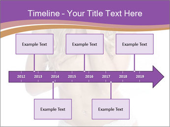 Model Released PowerPoint Template - Slide 28