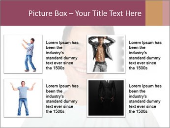 Happy College Student PowerPoint Templates - Slide 14