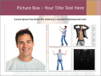 Happy College Student PowerPoint Templates - Slide 19