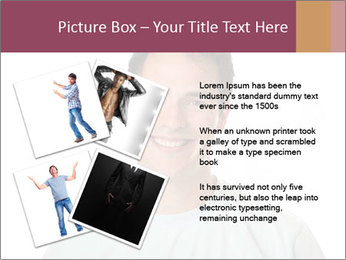 Happy College Student PowerPoint Templates - Slide 23