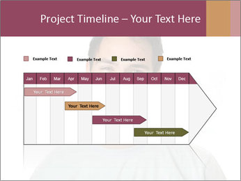 Happy College Student PowerPoint Templates - Slide 25