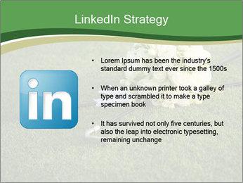 Wedding bouquet PowerPoint Templates - Slide 12