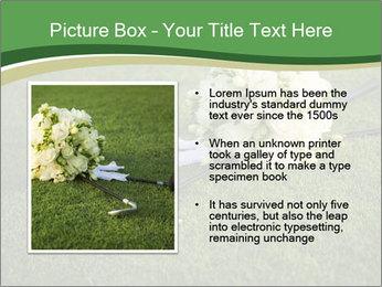 Wedding bouquet PowerPoint Templates - Slide 13