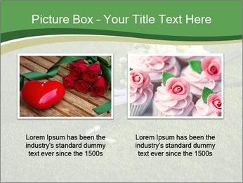 Wedding bouquet PowerPoint Templates - Slide 18