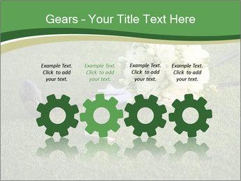 Wedding bouquet PowerPoint Templates - Slide 48